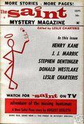 Saint Detective Magazine (1953-1967 King-Size) Pulp Vol. 22 #5
