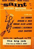 Saint Detective Magazine (1953-1967 King-Size) Pulp Vol. 23 #1