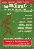 Saint Detective Magazine (1953-1967 King-Size) Pulp Vol. 23 #2