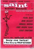 Saint Detective Magazine (1953-1967 King-Size) Pulp Vol. 23 #4