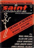 Saint Detective Magazine (1953-1967 King-Size) Pulp Vol. 24 #2