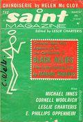Saint Detective Magazine (1953-1967 King-Size) Pulp Vol. 24 #6