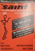 Saint Detective Magazine (1953-1967 King-Size) Pulp Vol. 25 #1
