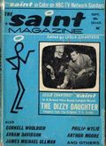 Saint Detective Magazine (1953-1967 King-Size) Pulp Vol. 25 #5