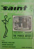 Saint Detective Magazine (1953-1967 King-Size) Pulp Vol. 25 #6