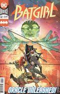 Batgirl (2016) 42A