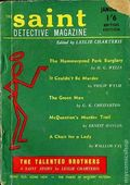 Saint Detective Magazine (1954-1966 King-Size) UK Reprints Vol. 1 #3