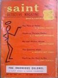 Saint Detective Magazine (1954-1966 King-Size) UK Reprints Vol. 1 #4