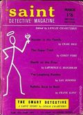 Saint Detective Magazine (1954-1966 King-Size) UK Reprints Vol. 1 #5