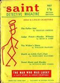 Saint Detective Magazine (1954-1966 King-Size) UK Reprints Vol. 1 #7