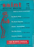 Saint Detective Magazine (1954-1966 King-Size) UK Reprints Vol. 1 #8