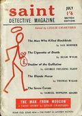 Saint Detective Magazine (1954-1966 King-Size) UK Reprints Vol. 1 #9