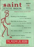 Saint Detective Magazine (1954-1966 King-Size) UK Reprints Vol. 1 #10