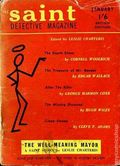 Saint Detective Magazine (1954-1966 King-Size) UK Reprints Vol. 2 #3