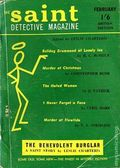 Saint Detective Magazine (1954-1966 King-Size) UK Reprints Vol. 2 #4