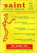 Saint Detective Magazine (1954-1966 King-Size) UK Reprints Vol. 2 #7