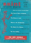 Saint Detective Magazine (1954-1966 King-Size) UK Reprints Vol. 2 #8