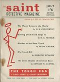 Saint Detective Magazine (1954-1966 King-Size) UK Reprints Vol. 2 #9