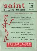 Saint Detective Magazine (1954-1966 King-Size) UK Reprints Vol. 2 #10