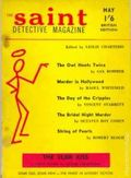 Saint Detective Magazine (1954-1966 King-Size) UK Reprints Vol. 3 #7