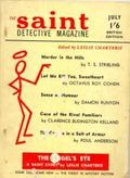 Saint Detective Magazine (1954-1966 King-Size) UK Reprints Vol. 3 #9