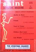 Saint Detective Magazine (1954-1966 King-Size) UK Reprints Vol. 3 #11