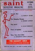 Saint Detective Magazine (1954-1966 King-Size) UK Reprints Vol. 3 #12