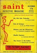 Saint Detective Magazine (1954-1966 King-Size) UK Reprints Vol. 4 #2