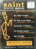 Saint Detective Magazine (1954-1966 King-Size) UK Reprints Vol. 4 #3