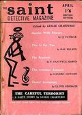 Saint Detective Magazine (1954-1966 King-Size) UK Reprints Vol. 4 #6