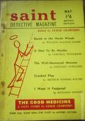 Saint Detective Magazine (1954-1966 King-Size) UK Reprints Vol. 4 #7