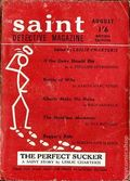 Saint Detective Magazine (1954-1966 King-Size) UK Reprints Vol. 4 #10