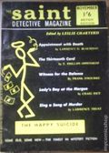 Saint Detective Magazine (1954-1966 King-Size) UK Reprints Vol. 5 #1
