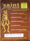 Saint Detective Magazine (1954-1966 King-Size) UK Reprints Vol. 5 #2