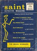 Saint Detective Magazine (1954-1966 King-Size) UK Reprints Vol. 5 #3