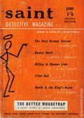 Saint Detective Magazine (1954-1966 King-Size) UK Reprints Vol. 5 #8