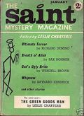 Saint Detective Magazine (1954-1966 King-Size) UK Reprints Vol. 6 #2