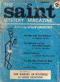 Saint Detective Magazine (1954-1966 King-Size) UK Reprints Vol. 6 #9