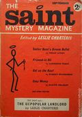 Saint Detective Magazine (1954-1966 King-Size) UK Reprints Vol. 6 #10