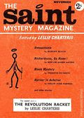 Saint Detective Magazine (1954-1966 King-Size) UK Reprints Vol. 7 #9