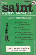 Saint Detective Magazine (1954-1966 King-Size) UK Reprints Vol. 7 #10