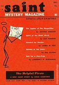 Saint Detective Magazine (1954-1966 King-Size) UK Reprints Vol. 8 #3