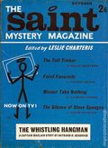 Saint Detective Magazine (1954-1966 King-Size) UK Reprints Vol. 8 #8