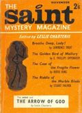 Saint Detective Magazine (1954-1966 King-Size) UK Reprints Vol. 8 #9