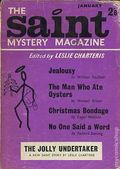 Saint Detective Magazine (1954-1966 King-Size) UK Reprints Vol. 8 #11