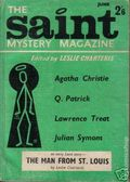 Saint Detective Magazine (1954-1966 King-Size) UK Reprints Vol. 9 #4