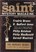 Saint Detective Magazine (1954-1966 King-Size) UK Reprints Vol. 9 #9