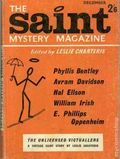 Saint Detective Magazine (1954-1966 King-Size) UK Reprints Vol. 9 #10