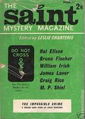 Saint Detective Magazine (1954-1966 King-Size) UK Reprints Vol. 10 #1