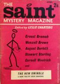 Saint Detective Magazine (1954-1966 King-Size) UK Reprints Vol. 10 #2